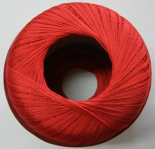 6328 - červená farba