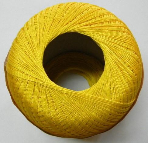 6347 - sýta žltá farba