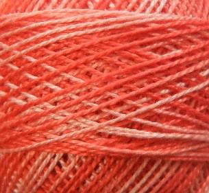 2376 - červená+ružová+svetlo žltá