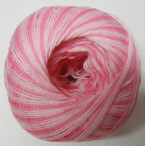 3303 - ružová + svetlo ružová