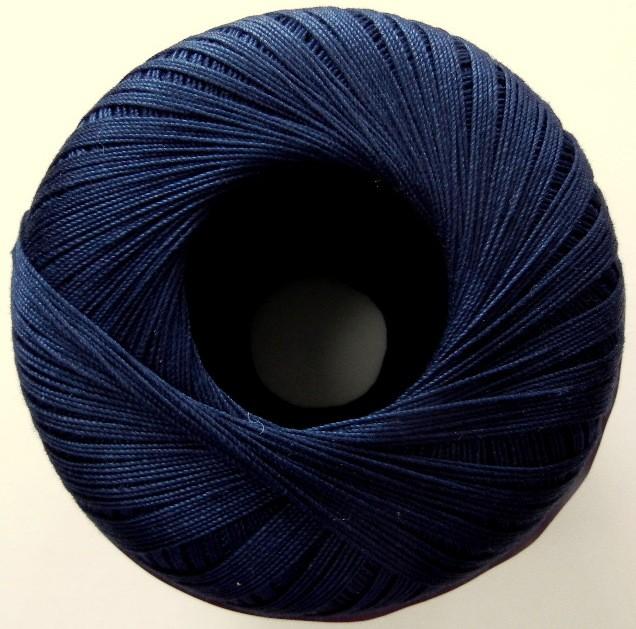 4909 - tmavá modrá