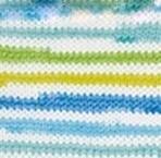 81119 - biela + modrá +zelená